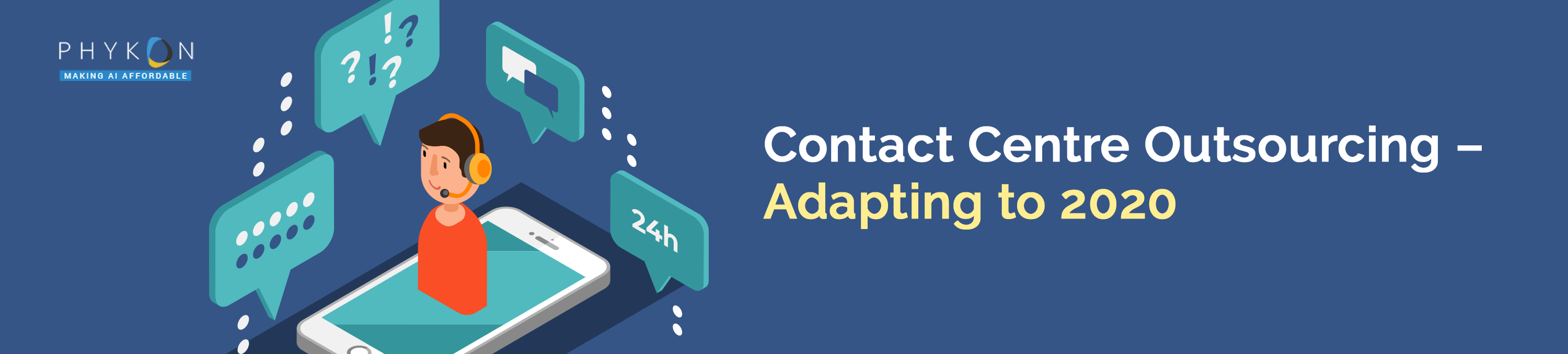 Contact Centre Outsourcing – Adapting to 2020