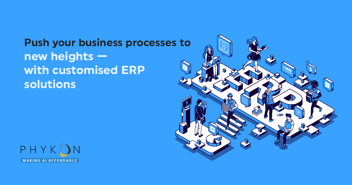 ERP Software Solutions in Sydney