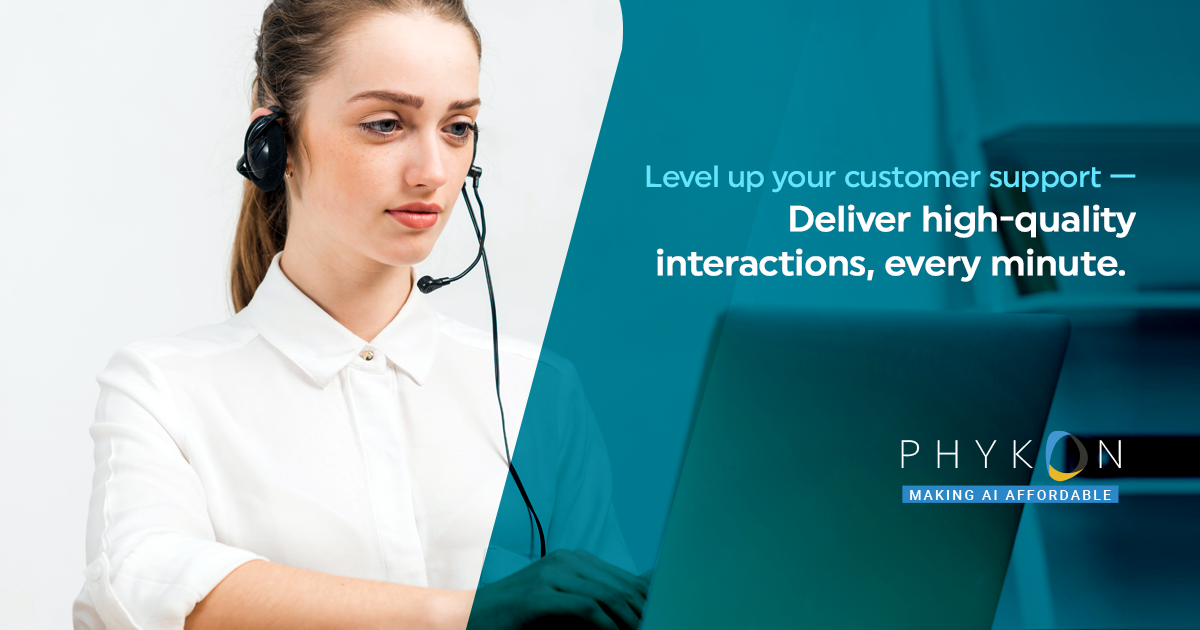 Deliver Powerful, Unwavering Support With Automated Customer Support Solutions Bangalore