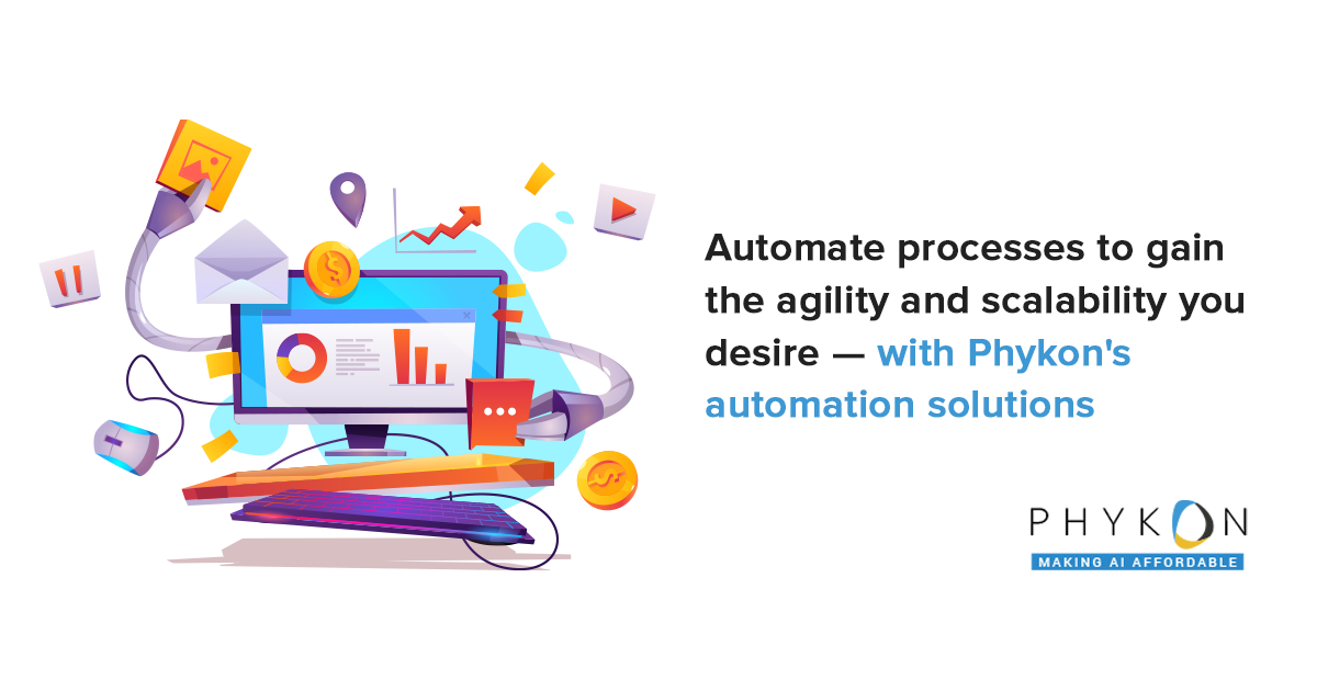 Unlock Your Full Potential Through Digital Transformation With Phykon Solutions Australia