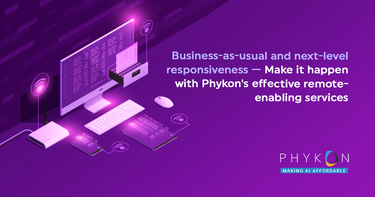 Phykon Solutions India, BPO/BPM Services Help Clients Globally To Survive The Pandemic